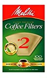 Melitta #622752 100CT #2 BRN Filter