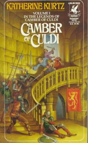Camber of Culdi (Legends of Camber of Culdi, Vol 1), KATHERINE KURTZ