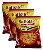 #9: Big Bazaar Combo - Saffola Masala Oats Masala and Coriander, 40g (Pack of 3) Promo Pack
