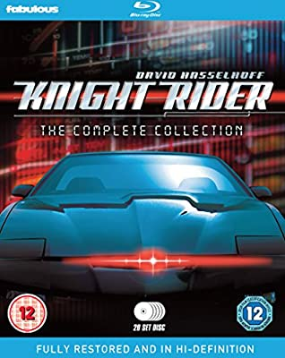 Knight Rider - The Complete Collection [Blu-ray]