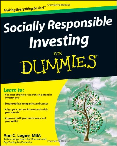 Socially Responsible Investing For Dummies