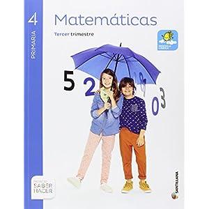 MATEMATICAS 4 PRIMARIA SABER HACER