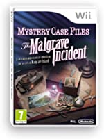 Mystery case files: the malgrave incident [import anglais]
