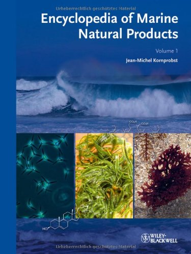 Encyclopedia of Marine Natural Products