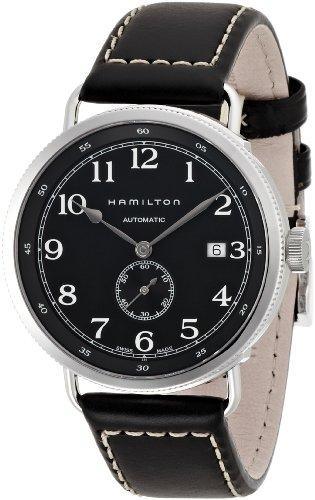 [ハミルトン]HAMILTON 腕時計 KHAKI NAVY PIONEER 40MM(カーキ ネイビー パイオニア) H78415733 メンズ 【正規輸入品】