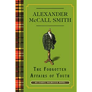 The Forgotten Affairs of Youth by Alexander McCall Smith. Shining Desk