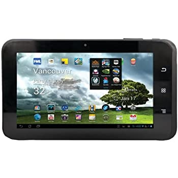 "Mach Speed Troika Stealth Pro 7"" Android Tablet"