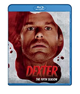 Dexter: The Fifth Season [Blu-ray] by SHOWTIME ENTERTAINMENT
