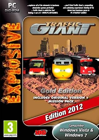 Transport Giant Deluxe Edition 2012 (PC DVD)