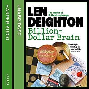 Billion-Dollar Brain Audiobook