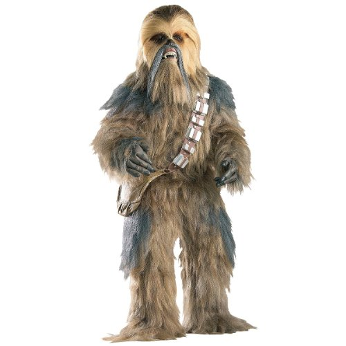 Star Wars - Chewbacca Collector's Edition Adult Halloween Costume (X-Large)