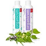 organicum shampoo vegane haarpflege gegen haarausfall. Black Bedroom Furniture Sets. Home Design Ideas