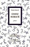 echange, troc Ronny Someck - Constat de beauté