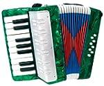 Scarlatti Children's Accordion Green