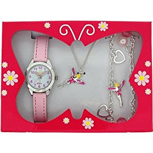 RAVEL R2221 - Reloj analógico de cuarzo para niña con correa de plástico, color rosa