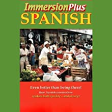 ImmersionPlus: Spanish Audiobook by  Penton Overseas, Inc.