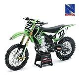 NewRay 1/12 Kawasaki TwoTwo Motorsports Chad Reed Bike 1:12 チャドリード/カワサキ/モトクロスバイク/グリーン