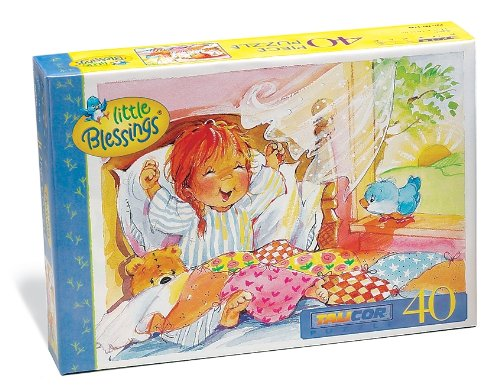 Talicor Little Blessings Morning 40 Piece Jigsaw Puzzle