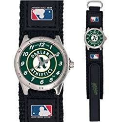 MLB Kids' MF-OAK Future Star Series Oakland Athletics Black Watch