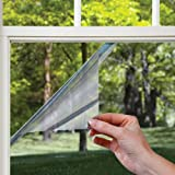 Gila Window Films 10386589 Platinum Heat Control Peel and Cling Window Film