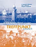 img - for Student Activities Manual for Treffpunkt Deutsch: Grundstufe book / textbook / text book