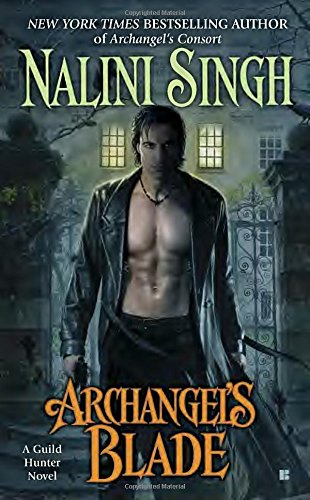 book cover of Archangel\'s Blade