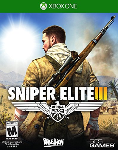 Games Sniper Elite III Xbox One