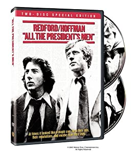 "Cover of ""All the President's Men (Two-Di..."
