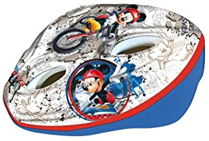 Disney Baby Casco bicicleta niño Mickey