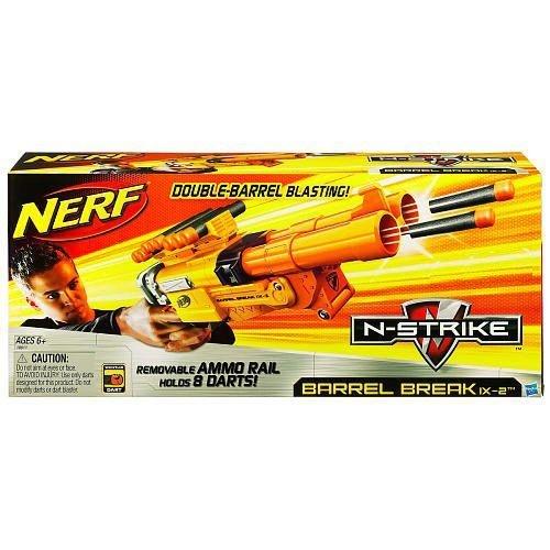 Nerf Barrel Break IX-2 N-Strike Blaster