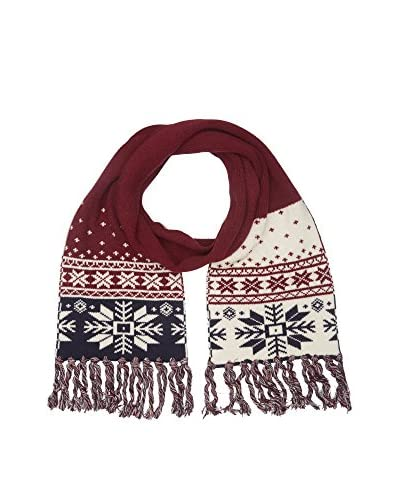 Hackett London Bufanda Lana Snow Flake Knit