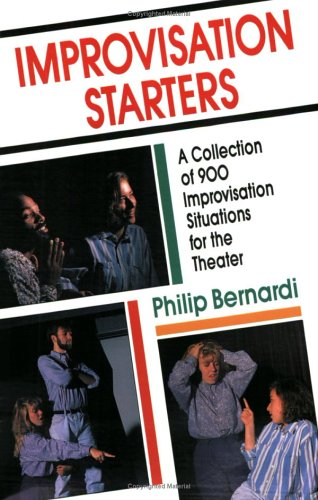 Improvisation Starters, Philip Bernardi