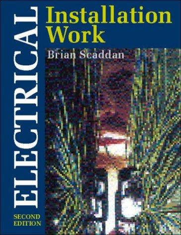 Electrical Installation Work, Third Edition