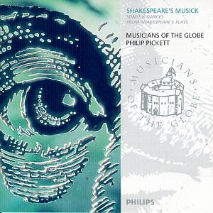 Shakespeare's Musick (Songs & Dances from Shakespeare's Plays) Pickett, Musicians of... by John Dowland, William Byrd, John Wilson, Giles Farnaand Robert Jones