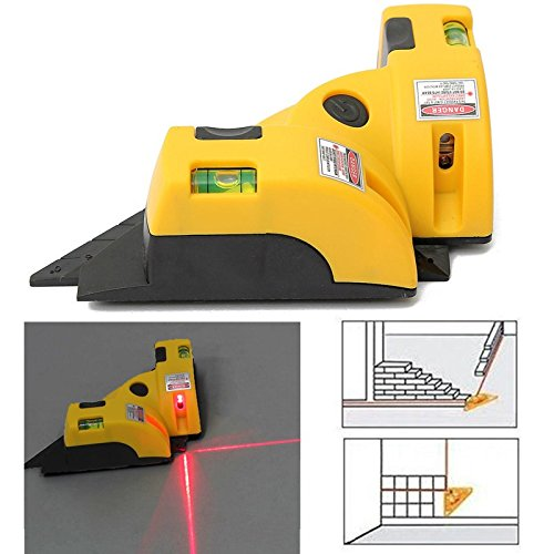 90 degree Vertical Horizontal Laser Line Projection Square Level Right Angle#AB (Turbine Sound Module compare prices)