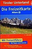 Die Freizeitkarte Allianz, Bl.41, Tirol