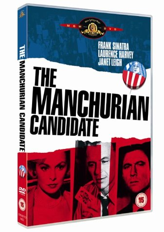 Manchurian Candidate The [DVD]