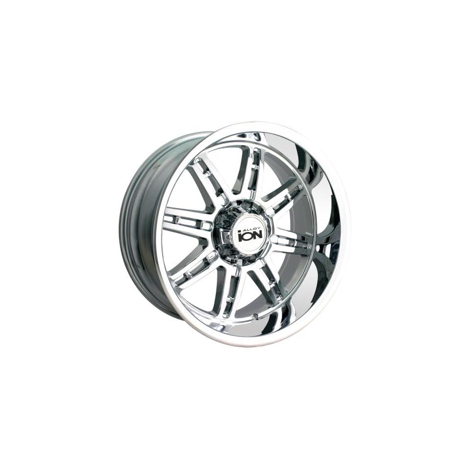 Ion Alloy 183 Chrome Wheel (18x9/8x165.1mm)