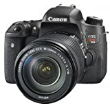 Canon EOS Rebel T6s DSLR Camera with EF-S 18-135mm f/3.5-5.6 IS STM Lens, - Bundle With Camera Case, 16GB Class 10 SDHC Card, 67mm Fliter Kit (UV/CPL/ND2), Cleaning Kit, Screen protector - With Special Proffesional Software Package (Includes Corel PaintShop Pro X7, Corel AfterShot Pro 2, Nuance OnmiPage18