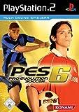 echange, troc Pro Evolution Soccer 6