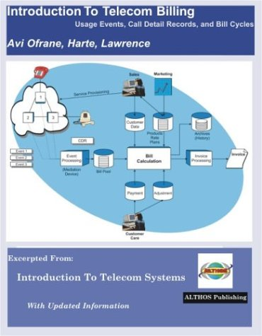 Introduction to Telecom Billing Usage Events Call Detail Records and Bill CyclesB0000A2W9V
