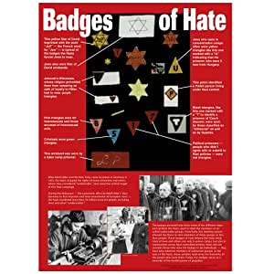 the badges of the holocaust The holocaust was an attempt of hitler's to rid germany of communists and jews if i can send the flower of the german nation into the hell of war without the smallest pity for the spilling of .