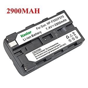 Generic Replacement for Sony NP-F550 Digital Camera Battery