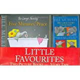 """Large Family Little Favourites: """"Five Minutes' Peace"""", """"A Quiet Night in"""""""