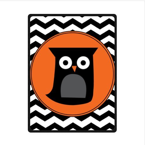Full Size Owl Bedding 7574 front