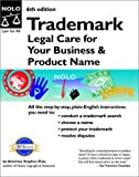 Trademark: Legal Care for Your Business & Product Name (0873379454) by Stephen Elias