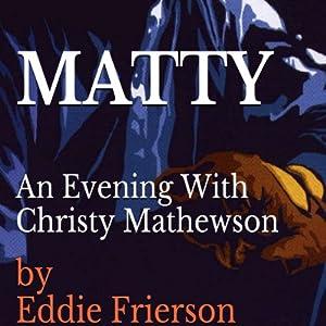 MATTY Audiobook