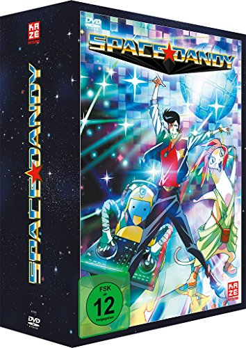 Space Dandy, DVD