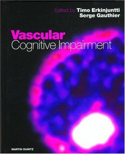Vascular Cognitive Impairment
