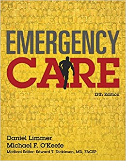 Emergency Care PLUS MyBradylab with Pearson eText